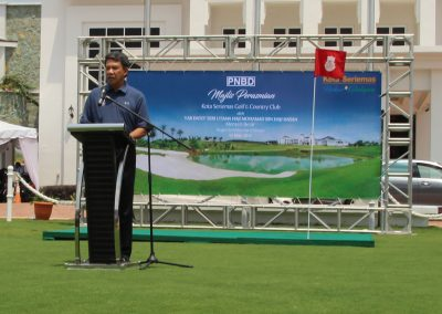 N9 Kini: Menteri Besar Rasmi Kota Seriemas Golf & Country Club
