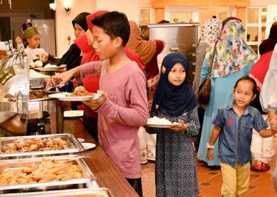 KSGCC Hidang Bufet 'Laluan Sutera' Sempena Ramadan