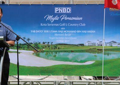 SukanMalaysia: Kelab Golf Kota Seriemas janji cabaran berbeza buat peminat golf
