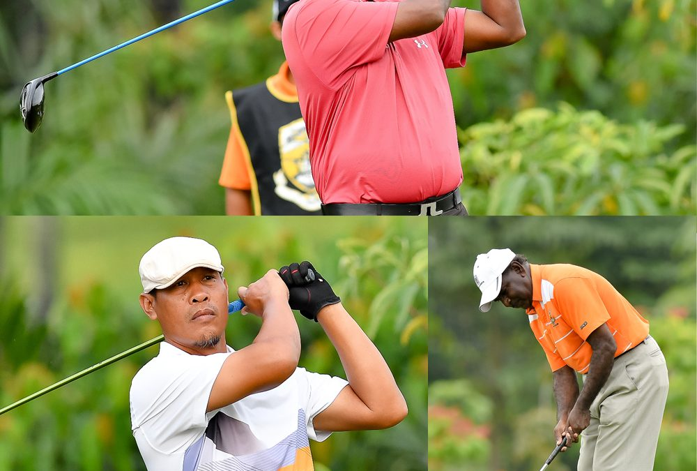 PGM Seniors Championship – Muhammad Rusli Johari leads after first day of play