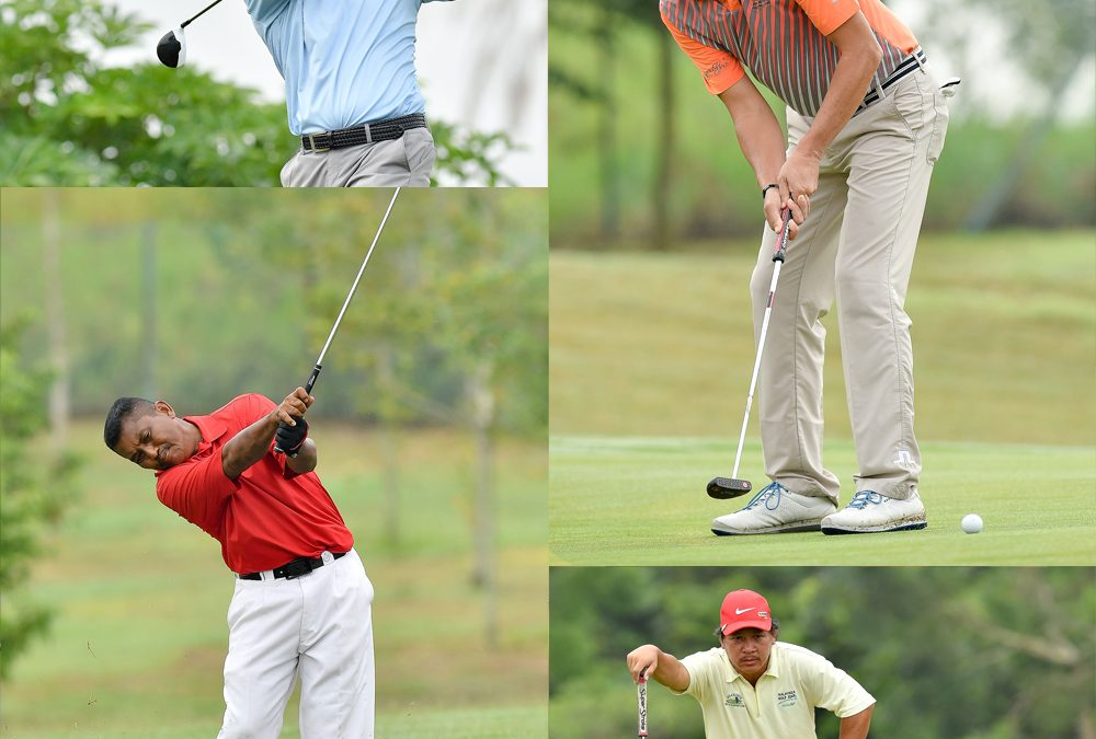PGM Seniors Championship – Last Year's Runner-Up Stormed to Take the Lead